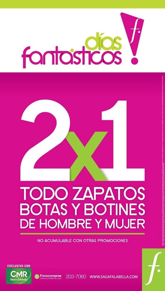 saga-falabella-ofertas-dias-fantasticos-dos-por-uno-botas-zapatos-botines-mujer-hombre