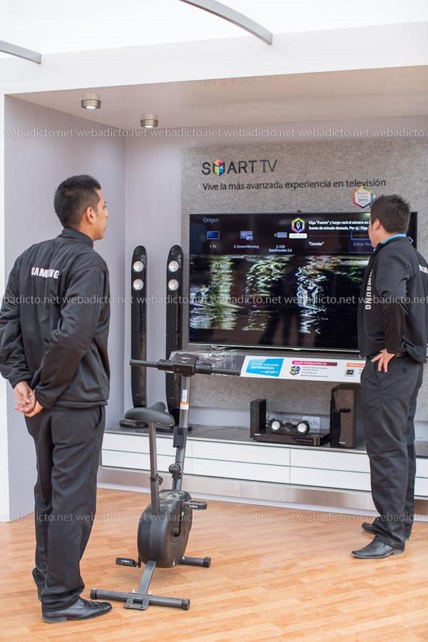 El Hogar Tecnológico de Samsung en Mistura 2013