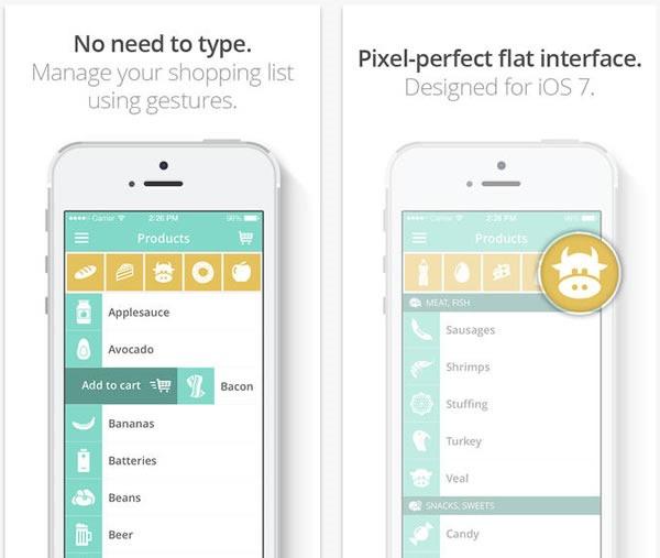 shopit app arma tu lista de compra supermercado sin escribir