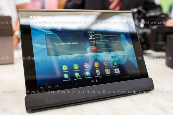 soporte para la tableta modelo SGP-DS2