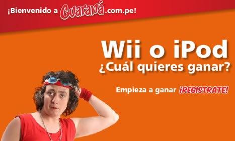 sorteo-nintendo-wii-ipod-guarana
